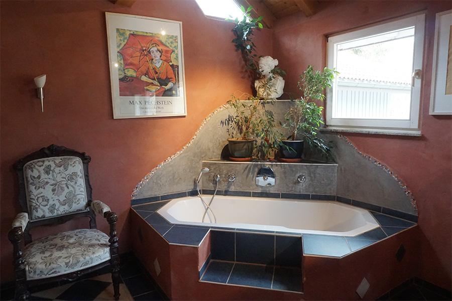 Raumgestaltung Badezimmer