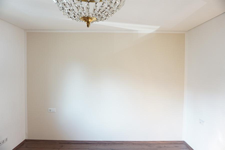 Raumgestaltung mit Kronleuchter