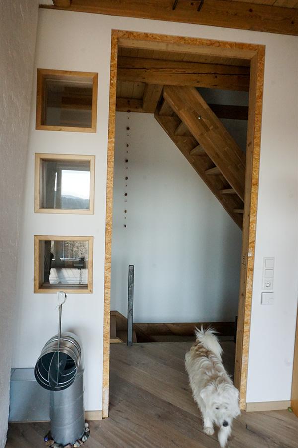 Raumgestaltung Teppenhaus